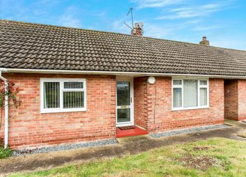 Thumbnail 2 bed terraced bungalow for sale in Trinity Road, Shrewton, Salisbury