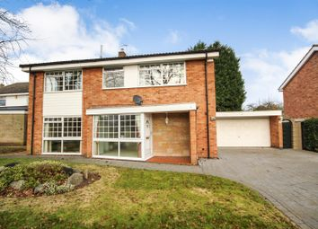 Thumbnail 4 bedroom detached house for sale in Annan Court, Aspley, Nottingham