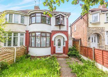 Thumbnail 3 bedroom semi-detached house for sale in Irwin Avenue, Rednal, Birmingham