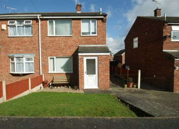 Thumbnail 3 bed semi-detached house to rent in Long Lane, Shirebrook, Mansfield