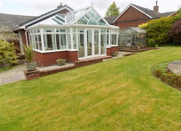 Thumbnail 3 bed detached bungalow for sale in Carlton Gardens, Stanwix, Carlisle