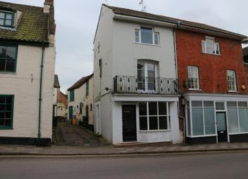 Thumbnail 1 bed maisonette for sale in 3A Market Street, North Walsham, Norfolk