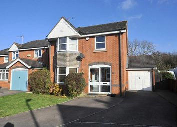 Thumbnail 4 bed detached house for sale in Purcell Road, Churchdown, Gloucester