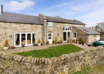 Thumbnail 3 bed barn conversion for sale in Heyshaw, Harrogate