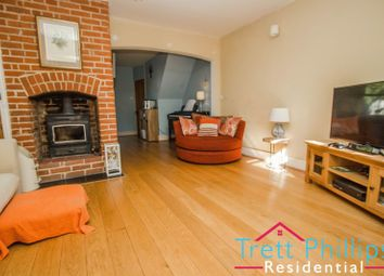 Thumbnail 2 bed terraced house for sale in High Road, Repps With Bastwick, Great Yarmouth