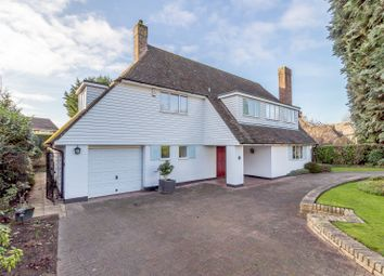 Thumbnail 5 bed detached house for sale in The Paddocks, Weybridge