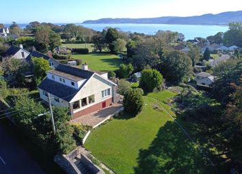 Thumbnail 4 bed detached house for sale in Red Wharf Bay, Anglesey, North Wales, United Kigdom