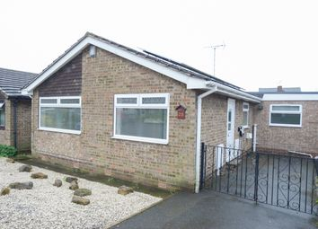 Thumbnail 3 bed detached bungalow for sale in Bentinck Drive, Clowne, Chesterfield
