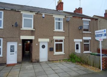Thumbnail 3 bed terraced house for sale in Pentrich Road, Ripley