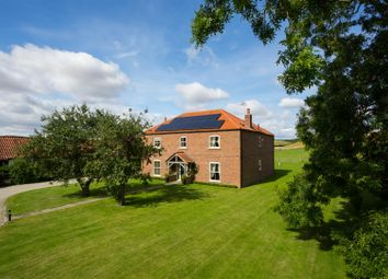 Thumbnail 5 bed detached house for sale in Ash Tree House, Weaverthorpe, Malton, North Yorkshire