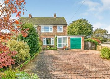 Thumbnail 3 bedroom semi-detached house for sale in Blenheim Way, Flimwell, Wadhurst, East Sussex