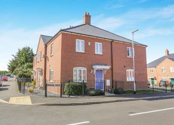 Thumbnail 2 bedroom end terrace house for sale in Bridge View, Shefford, Bedfordshire, England