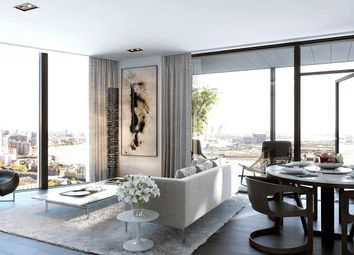 Thumbnail 1 bed flat for sale in The Madison, Marsh Wall, London