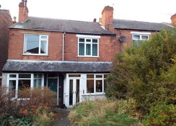 Thumbnail 2 bed terraced house for sale in Carlton Road, Nottingham, Nottinghamshire