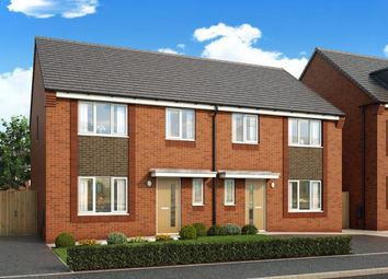 "Thumbnail 4 bed property for sale in ""The Clifton At Mill Brow "" at Central Avenue, Speke, Liverpool"