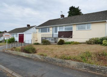 Thumbnail 3 bed bungalow for sale in Woodborough Drive, Winscombe