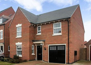Thumbnail 4 bed detached house for sale in Charlotte Way, Peterborough