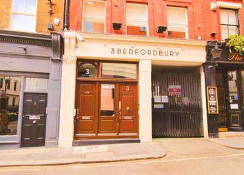 Bedfordbury, London WC2N. 2 bed flat for sale