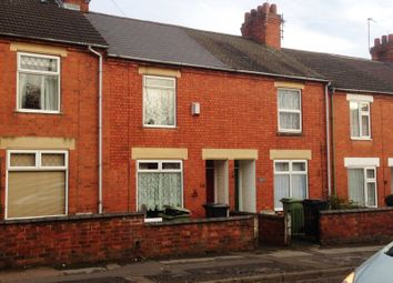Thumbnail 3 bed terraced house to rent in Elsden Road, Wellingborough