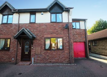 Thumbnail 4 bed semi-detached house for sale in Manor Farm Close, Barnsley, South Yorkshire