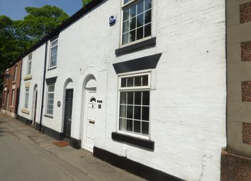 Thumbnail 2 bed terraced house for sale in London Road, Hazel Grove, Stockport