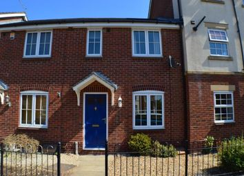 Thumbnail 2 bed terraced house for sale in Williams Avenue, Fradley, Near Lichfield, Staffordshire
