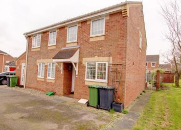 2 bed semi-detached house for sale in Wharton Drive, North Walsham NR28
