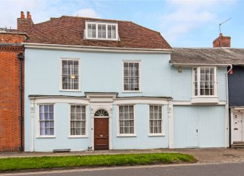 Thumbnail 6 bed terraced house for sale in East Street, Alresford, Hampshire
