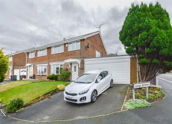 Thumbnail 3 bed semi-detached house for sale in Long Green, Earby, Barnoldswick