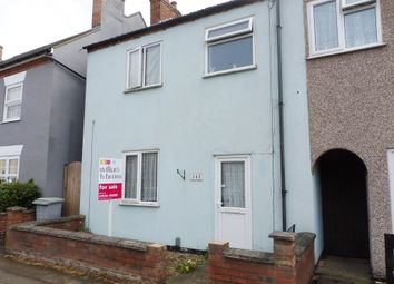 Thumbnail 3 bed end terrace house for sale in Union Street, Desborough, Kettering