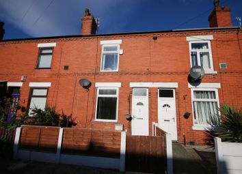 Thumbnail 2 bed terraced house to rent in Reginald Street, Eccles, Manchester