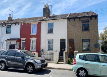 Thumbnail 2 bed block of flats for sale in 116 Gardiner Street, Gillingham, Kent