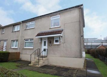 Thumbnail 3 bed end terrace house for sale in Rochsoles Drive, Airdrie, North Lanarkshire