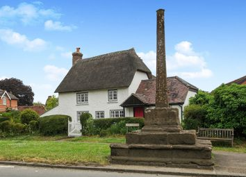 Thumbnail 4 bedroom detached house for sale in The Cross, Shillingstone, Blandford Forum