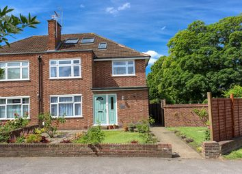 Thumbnail 3 bed maisonette for sale in Mayfield Close, Thames Ditton