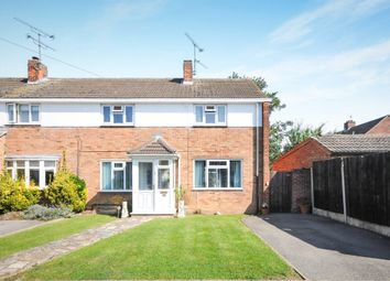 Thumbnail 3 bedroom semi-detached house for sale in Peel Road, Chelmsford