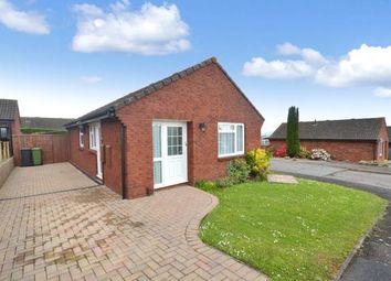 Thumbnail 2 bed detached bungalow for sale in Oak Ridge, Alphington, Exeter, Devon