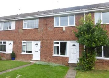 Thumbnail 2 bed terraced house to rent in Damherst Piece, Brixworth, Northampton