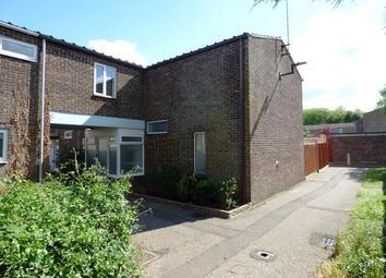 Thumbnail 4 bedroom end terrace house for sale in Sandford, Ravensthorpe, Peterborough, Cambridgeshire