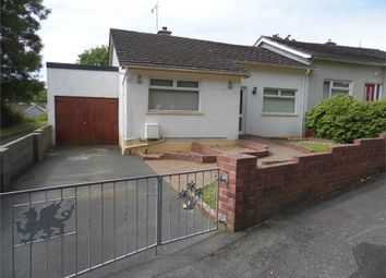Thumbnail 2 bed semi-detached bungalow for sale in 3 Troed Y Rhiw, Goodwick, Pembrokeshire