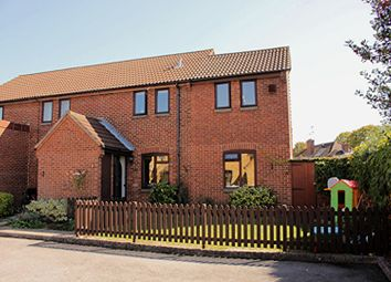 Thumbnail 2 bed end terrace house for sale in Badgers Close, Hayes