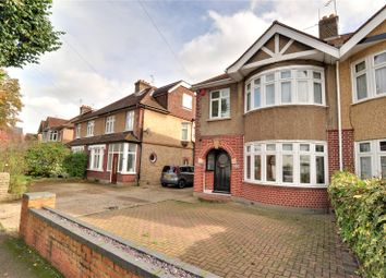 Thumbnail 3 bed semi-detached house to rent in Penton Road, Staines-Upon-Thames, Surrey