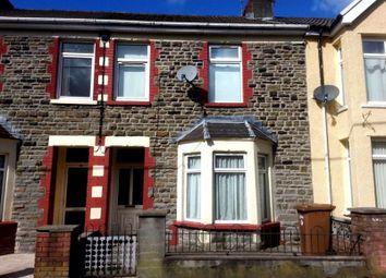 Thumbnail 3 bed terraced house for sale in Pengam Street, Glan Y Nant, Blackwood