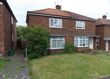 Thumbnail 2 bed semi-detached house for sale in Mooring Road, Rochester