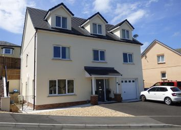Thumbnail 5 bed detached house for sale in Parc Starling, Johnstown, Carmarthen