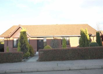 Thumbnail 3 bed detached bungalow for sale in Eemins Place, Bishopmill, Elgin