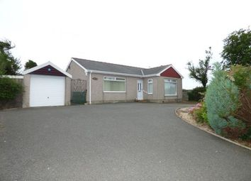 Thumbnail 2 bed bungalow for sale in Bodedern, Holyhead, Sir Ynys Mon