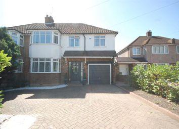 Thumbnail 5 bed semi-detached house for sale in Goffs Lane, Goffs Oak, Waltham Cross