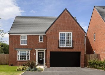 "Thumbnail 4 bedroom detached house for sale in ""Newton"" at Hollygate Lane, Cotgrave, Nottingham"