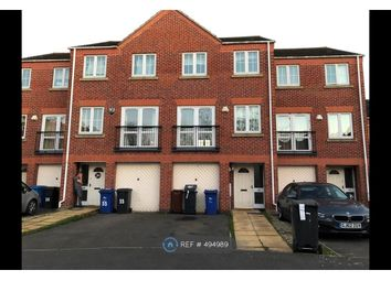 Thumbnail 4 bed terraced house to rent in Grants Yard, Burton-On-Trent